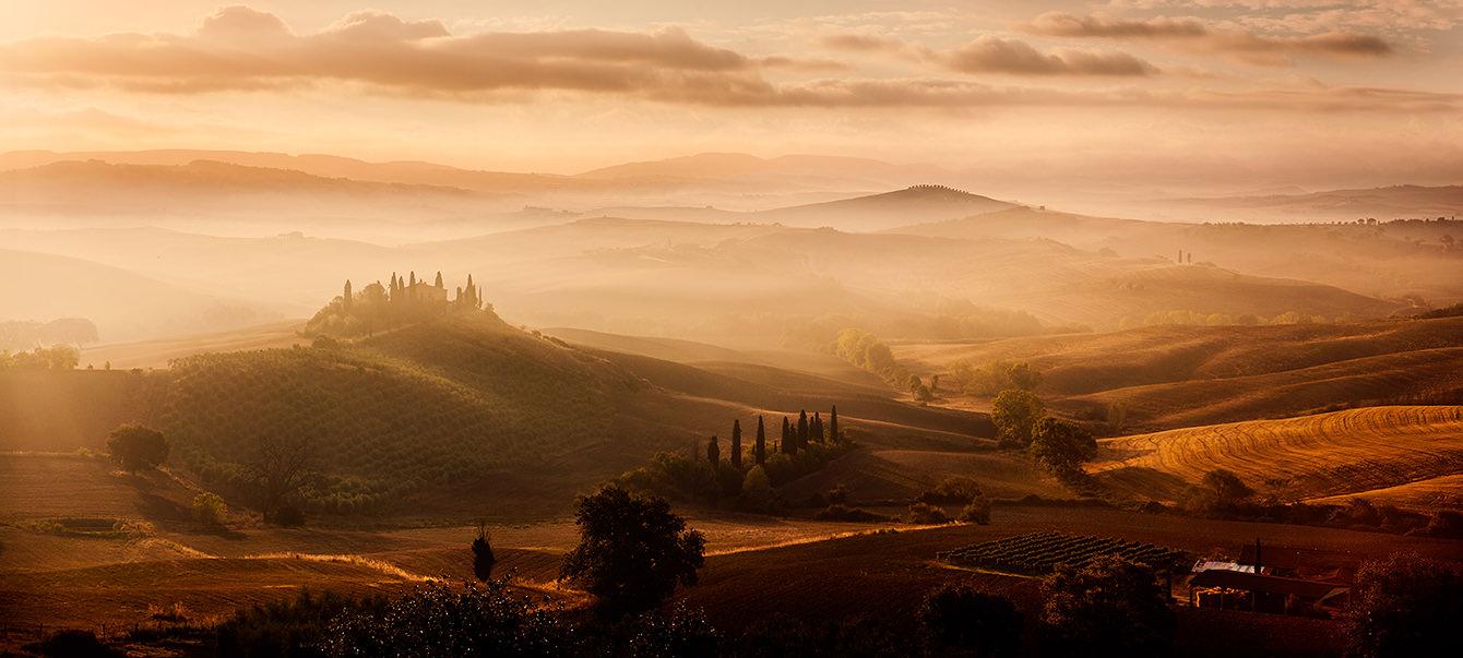 Landschaftsfotografie, Fotografie für einen Reiseveranstalter, Stock Photography